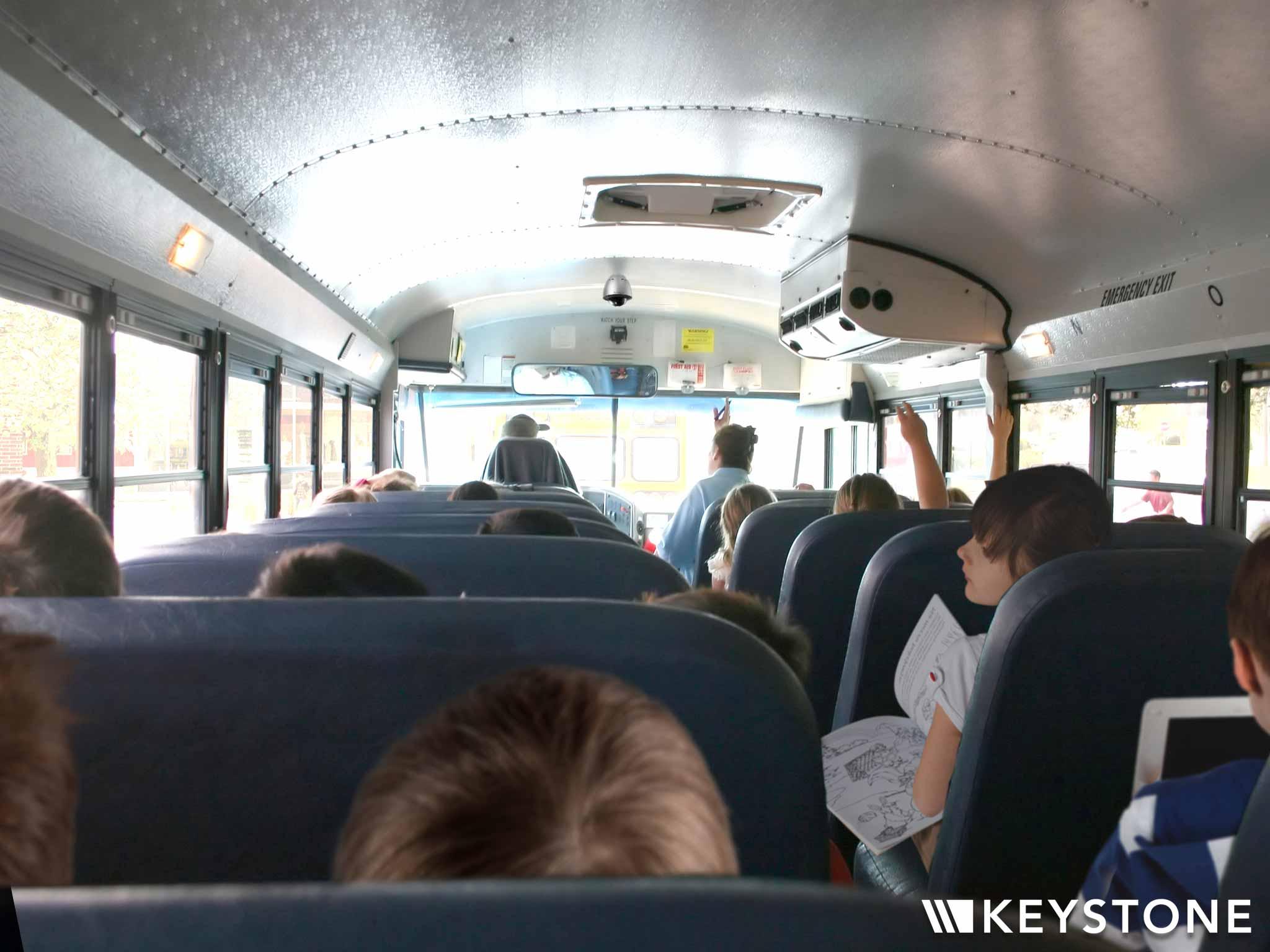 School Transportation - Interior